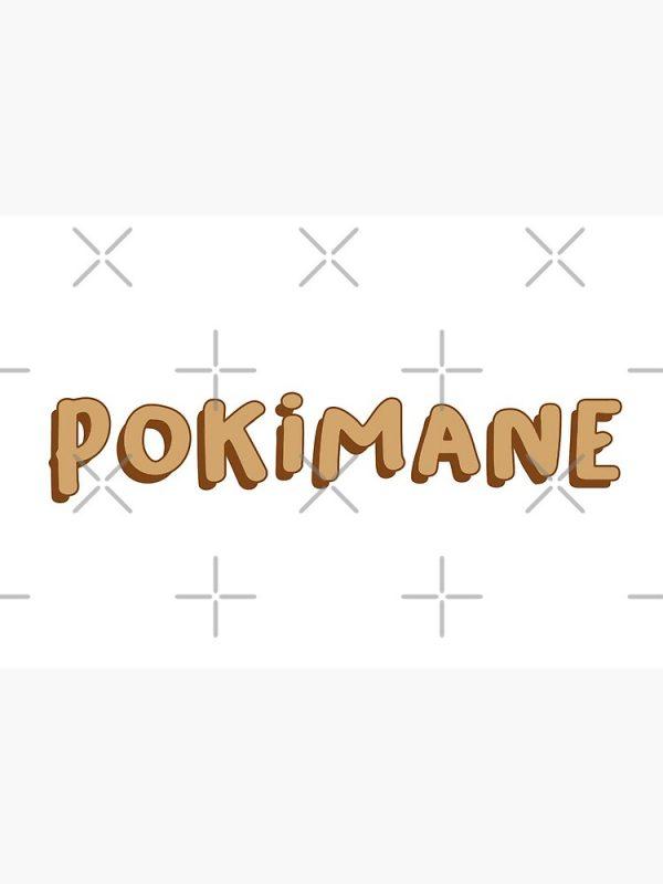 artwork Offical Pokimane Merch