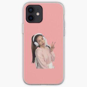 pokimane - pokimanelol Fan Gift iPhone Soft Case RB2205 product Offical Pokimane Merch