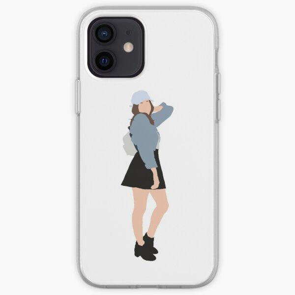 Pokimane - pokimanelol  iPhone Soft Case RB2205 product Offical Pokimane Merch