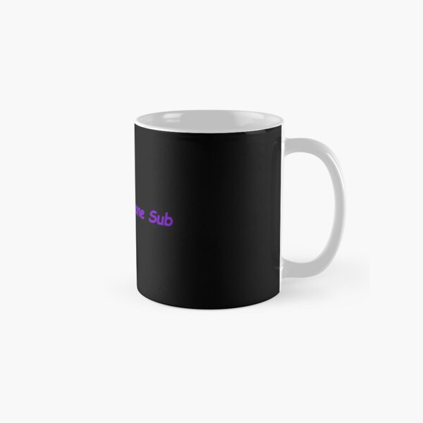 Funny Teir 3 Pokimane Sub meme design Classic Mug RB2205 product Offical Pokimane Merch