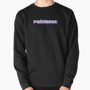 Pokimane Stream Pullover Sweatshirt RB2205 product Offical Pokimane Merch
