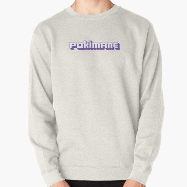 Leafy Pokimane Stream ( Offline tv ) Pullover Sweatshirt RB2205 product Offical Pokimane Merch