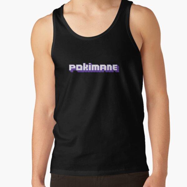 Leafy Pokimane No Makeup ( Offlinetv ) Tank Top RB2205 product Offical Pokimane Merch