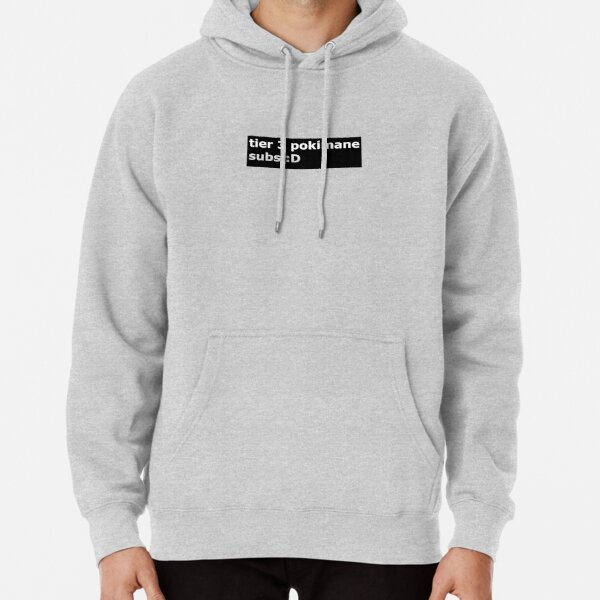 Pokimane tier 3 subs Pullover Hoodie RB2205 product Offical Pokimane Merch