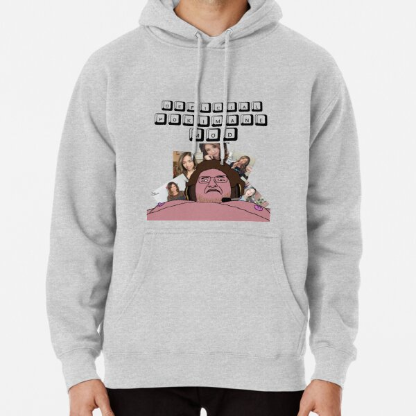 Official Pokimane Mod Pullover Hoodie RB2205 product Offical Pokimane Merch