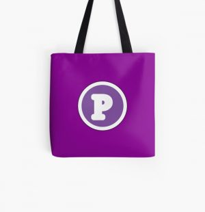 Pokimane All Over Print Tote Bag RB2205 product Offical Pokimane Merch
