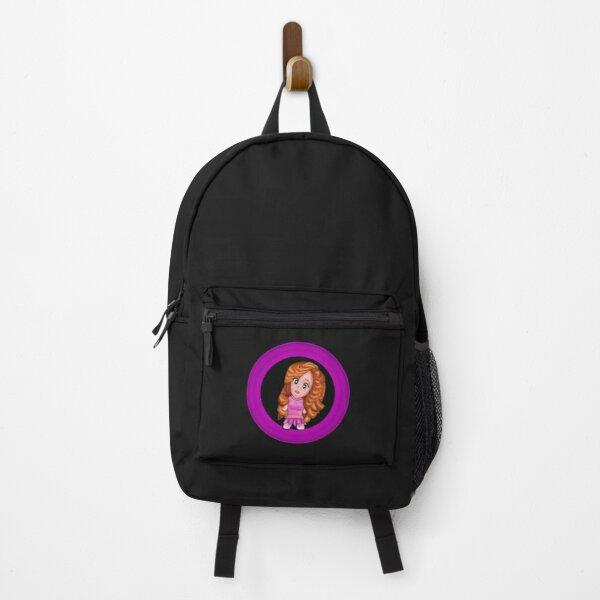 Pokimane Chibi Fanart Backpack RB2205 product Offical Pokimane Merch