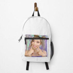 Pokimane - pokimanelol Fan Gift Backpack RB2205 product Offical Pokimane Merch