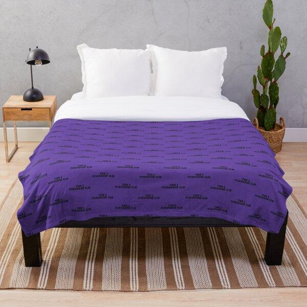 TIER 3 POKIMANE SUB Throw Blanket RB2205 product Offical Pokimane Merch