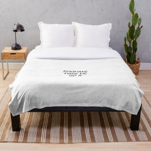 POKIMANE MADE ME DO IT Throw Blanket RB2205 product Offical Pokimane Merch