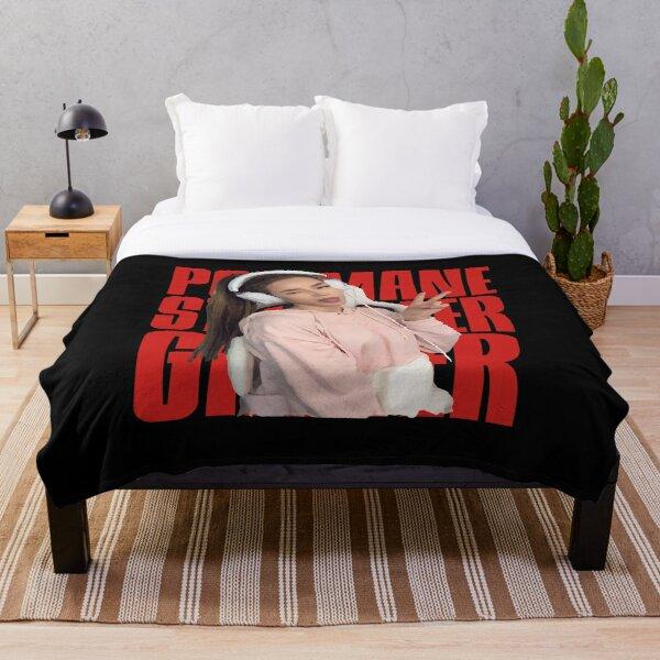 Pokimane - pokimanelol Fan Gift Throw Blanket RB2205 product Offical Pokimane Merch