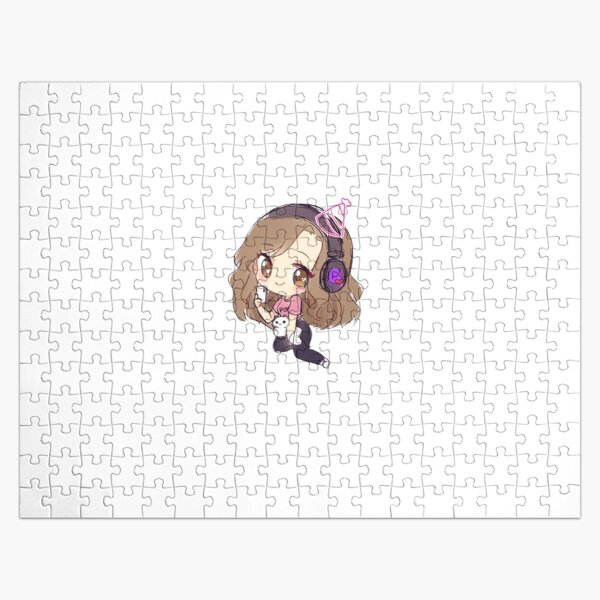 Pokimane Gaming Jigsaw Puzzle RB2205 product Offical Pokimane Merch