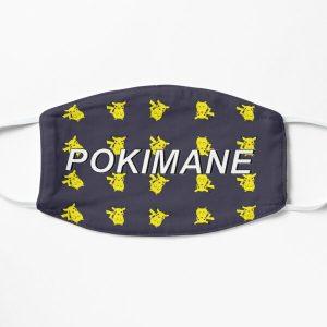 Pokimane Flat Mask RB2205 product Offical Pokimane Merch